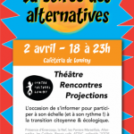 Festival des alternatives Luminy