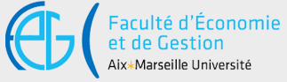 Logo Faculte d'economie et de gestion